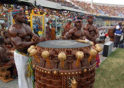 ghana tours - ghanezen mannen